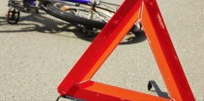 На Буковині водій збив п'яного велосипедиста