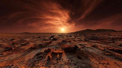 На Марсі виявили мертвого інопланетянина - відео