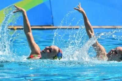 Жіноча збірна України з синхронного плавання перемогла на чемпіонаті Європи