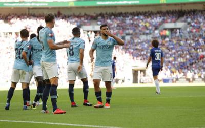 Манчестер Сіті виграв Суперкубок Англії