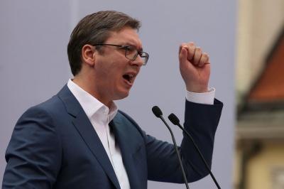 Президент Сербії порівняв Хорватію з Гітлером