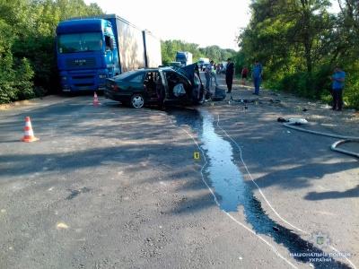 Смертельне ДТП під Недобоївцями: у поліції розповіли деталі