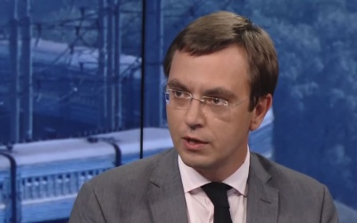 Україна готується заборонити потяги в Росію – Омелян