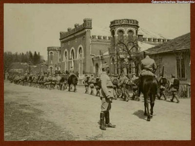 Як виглядала Садгора у часи Першої світової війни: у мережу виклали раритетні фото