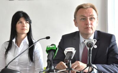 Керівник партії Садового на Буковині склала повноваження