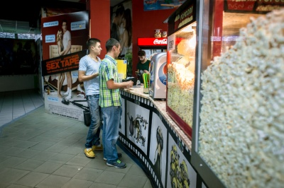 У Чернівцях один з кінотеатрів на день зачиняється на ремонт