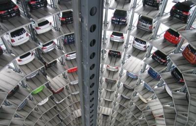 Мінрегіон запропонував створити автоматизовані парковки у містах