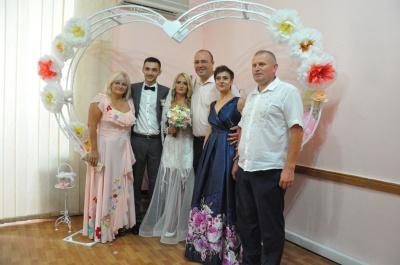 08.08.2018: У Чернівцях весільного буму в «магічний» день не зафіксували