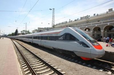 Укрзалізниця протестувала новий швидкісний потяг