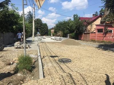У Чернівцях майже на три місяці перекриють рух на вулиці через ремонт дороги