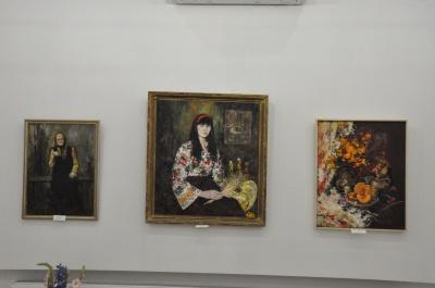 У Чернівцях у «Вернісажі» відкрили вражаючу виставку живопису Володимира Краснова - фото