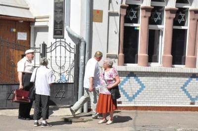 У Правому секторі заявили, що не причетні до конфлікту біля синагоги в Чернівцях