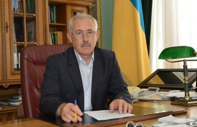 На Буковині губернатор Фищук звинуватив нардепа Бурбака у постійних скандалах та критиці