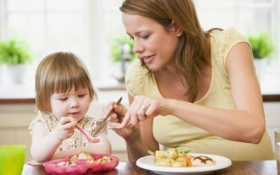 Здорове харчування: ТОП-5 порад для мам, що працюють