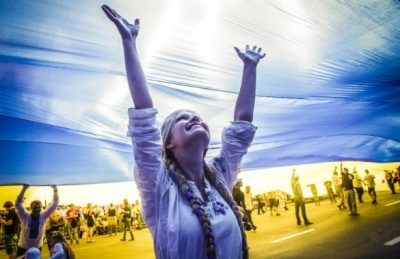 Фестиваль на горі Томнатик і встановлення рекорду України: як буковинці святкуватимуть День Незалежності