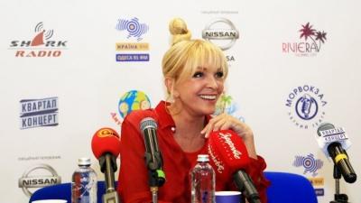 Латвійська співачка Лайма Вайкуле різко висловилася про виступи в окупованому Криму