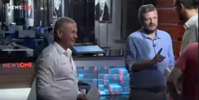 Нардепи Мосійчук і Лещенко побилися після телеефіру через орієнтацію Ляшка - відео