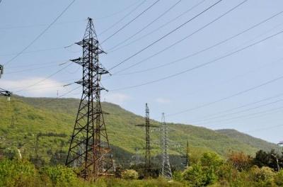 В Івано-Франківській області одночасно вийшли з ладу чотири високовольтні лінії
