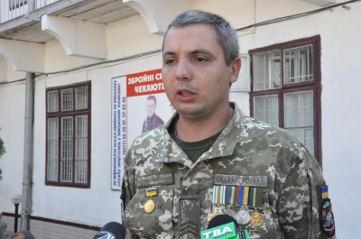 До Києва на парад до Дня Незалежності відправили 9 бійців з Буковини