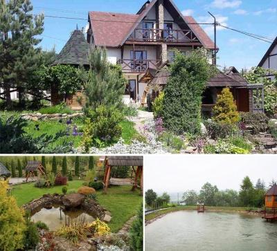Відпочинок біля басейнів у Карпатах: 3 локації неподалік Чернівців (на правах реклами)
