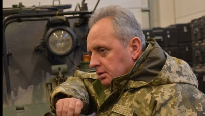 Муженко повідомив, скільки грошей потрібно на утримання армії наступного року