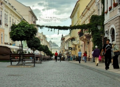Чернівці потрапили у топ-5 українських міст з найчистішим повітрям