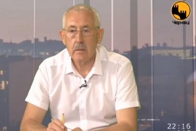 Фищук прогнозує, що Каспрук поновиться на посаді мера Чернівців
