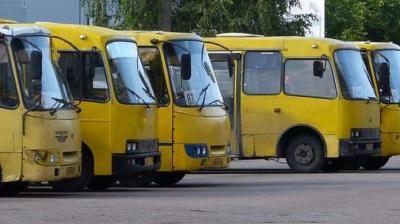 Третина маршруток непридатні для перевезень пасажирів, - результати перевірки