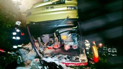 У Польщі розбився автобус з українськими туристами: троє загиблих, півсотні постраждалих - фото