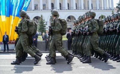 У параді на День Незалежності візьмуть участь військові 18-ти країн