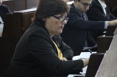 Депутат Сорохан заперечила можливість свого обрання секретарем Чернівецької міськради