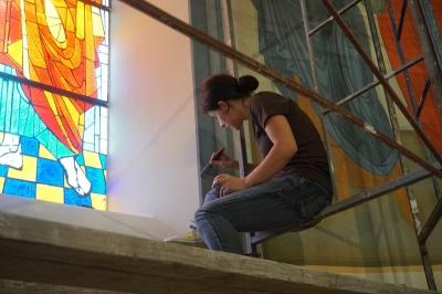 Головний собор УГКЦ Чернівців прикрасить унікальний канонічний стінопис