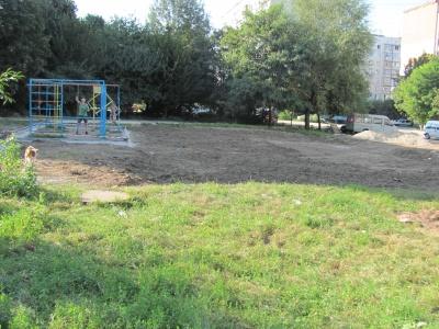 На Гравітоні на місці занедбаної території з'явиться сучасна відпочинкова зона - фото
