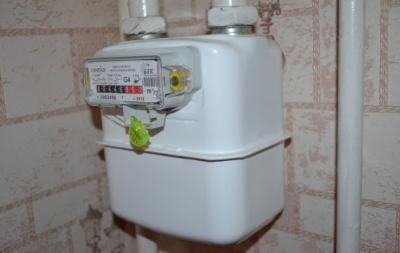 Кабмін скасував субсидії для тих, хто не встановив газові лічильники
