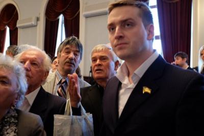 Депутат Бешлей подав кандидатуру на посаду головного комунальника Чернівців