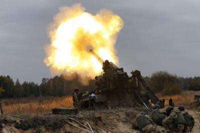П'ятигодинний бій на Донбасі: загинули 4 військових, 7 поранені