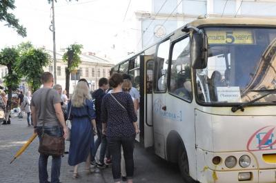 Стало відомо, що зміниться у транспортній схемі Чернівців з вересня