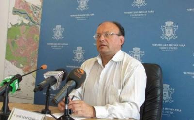 У мерії Чернівців не знайшли підстав для звільнення Мартинюка і Городенського