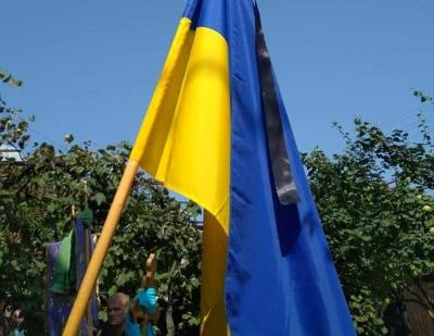 У Чернівцях сьогодні поховали волонтера Віктора Борсука - фото