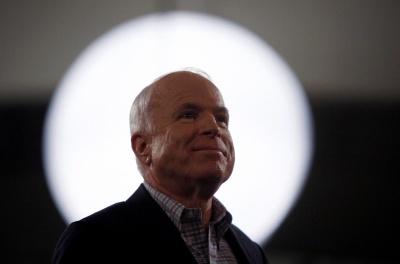 Трампу відмовили в запрошенні відвідати похорон Маккейна