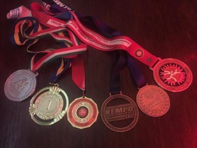 Буковинка стала чемпіонкою світу з панкратіону у 22 роки