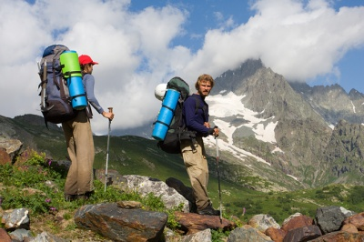 На Закарпатті у горах заблукав турист із Чернівців