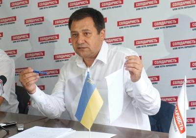Депутат Максимюк заперечив, що БПП веде «кадрові» переговори з Проданом