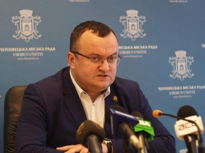 Чернівецька міськрада хоче вивести Каспрука зі складу виконкому