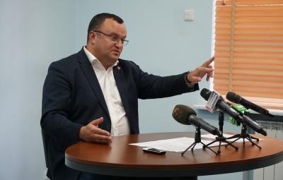 Каспрук нагадав Середюку, що скандал з новими управителями будинків - це його відповідальність