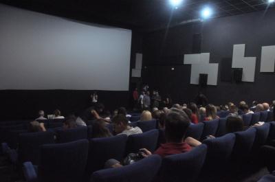 У Чернівцях відбувся допрем'єрний показ фільму про Симона Петлюру
