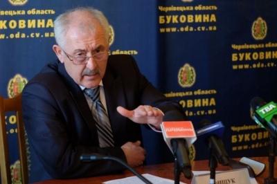 Голова Чернівецької ОДА очолив рейтинг безвідповідальності