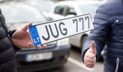 Які найпопулярніші євробляхи серед українців