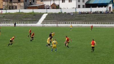 На Буковині реконструюють стадіон імені Андрія Гусина