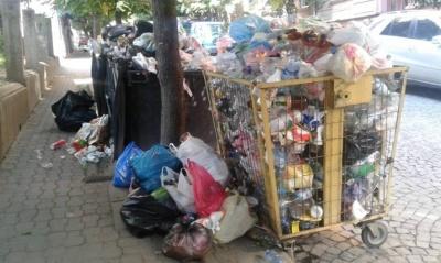 Громадські активісти обурені сміттям у центрі Чернівців